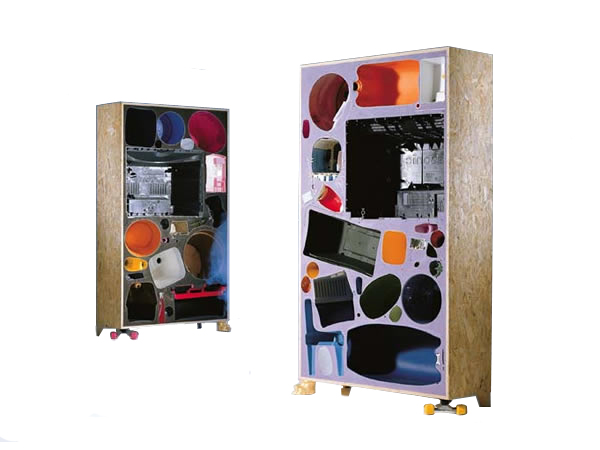 ... Fossili Moderni Storage Units Designed By By Italian Designer  Massimiliano Adami For Modern Italian Furniture Company