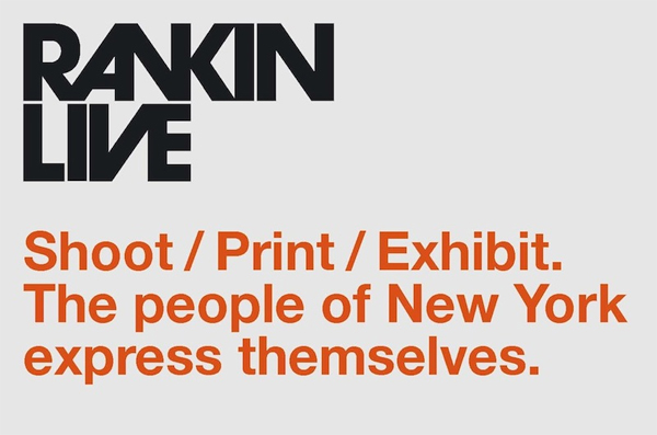 Submit for a chance to be photographed for Rankin Live at Milk Gallery in NYC.