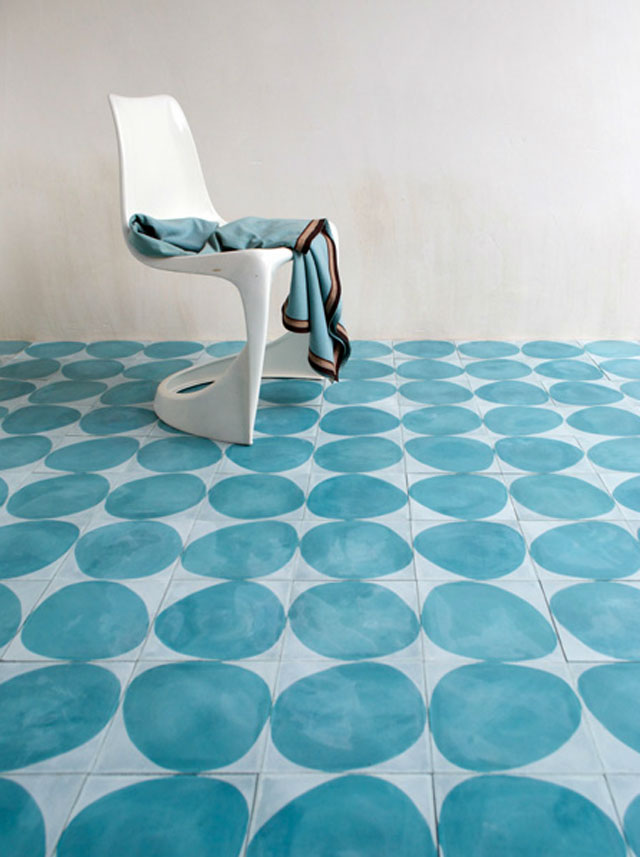 Bohemian finds cement tiles by claesson koivisto rune for Bisazza carrelage