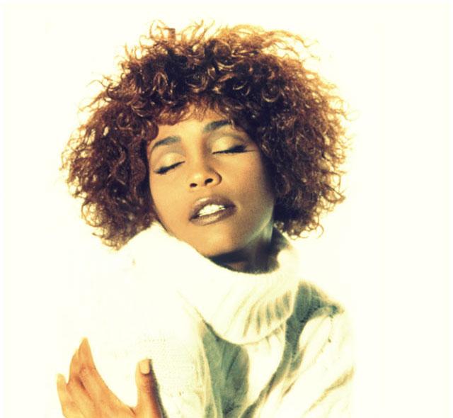 American singer, songwirter, model, and producer Whitney Elizabeth Houston.