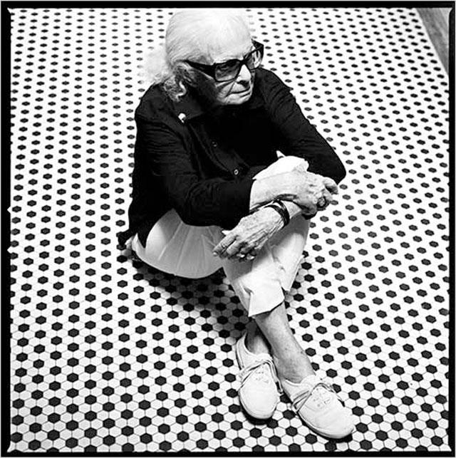 Jewish female fashion photographer Lillian Bassman.