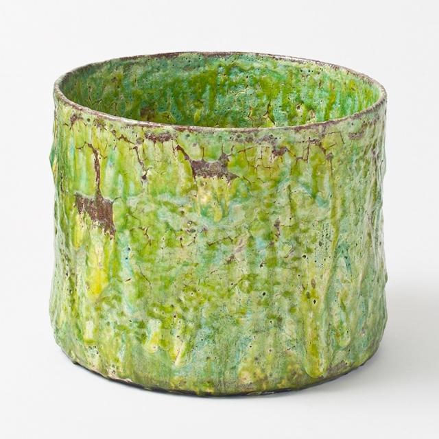 Modern ceramic art by danish artist Morten Lobner Espersen.