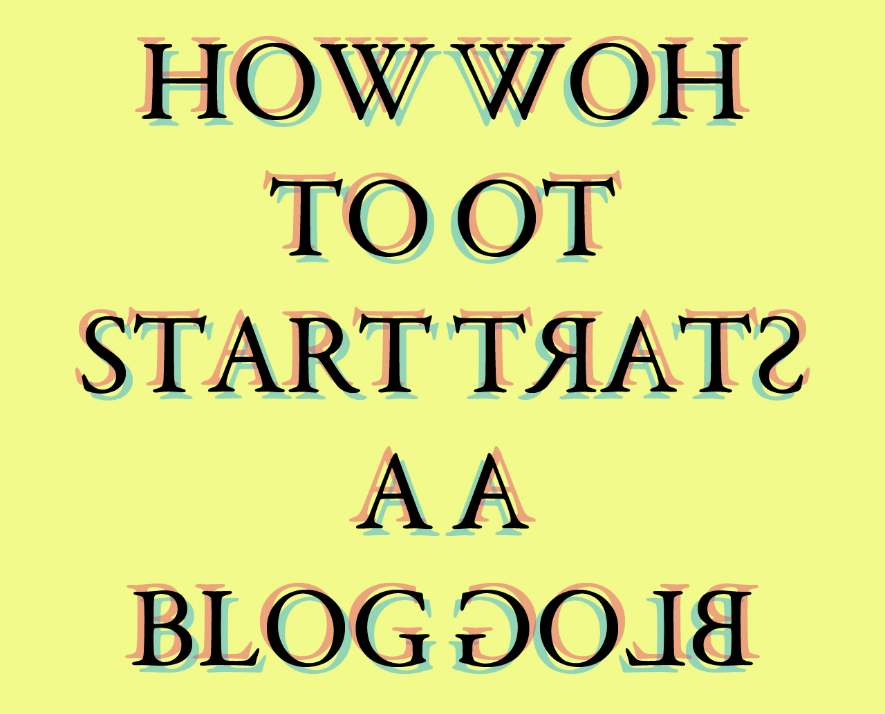 Blogging tips and tricks with theBohmrian.com