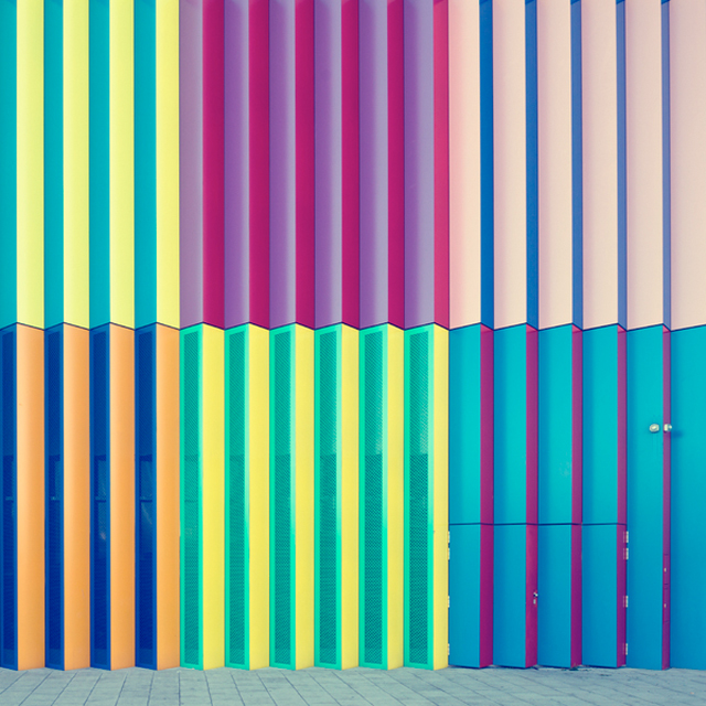 Architecture art photography by Munich based German photographer Nick Frank.